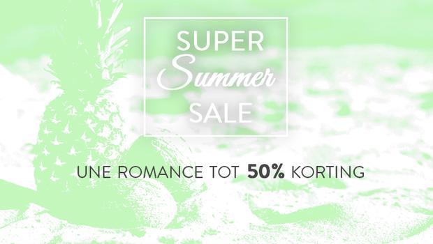 Summer Sale-Une Romance