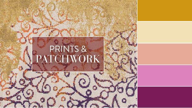 Vloerfeest: prints & patchwork