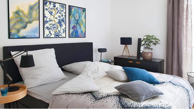 Style your headboard