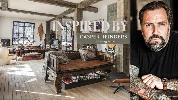 Casper Reinders' look