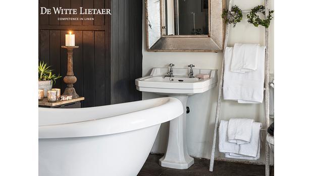 De Witte Lietaer badlinnen