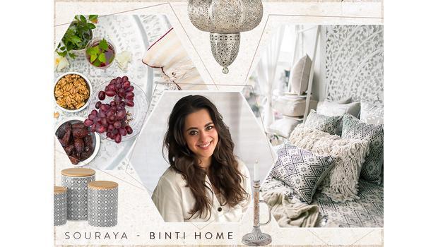 Stylingsessie met Binti Home