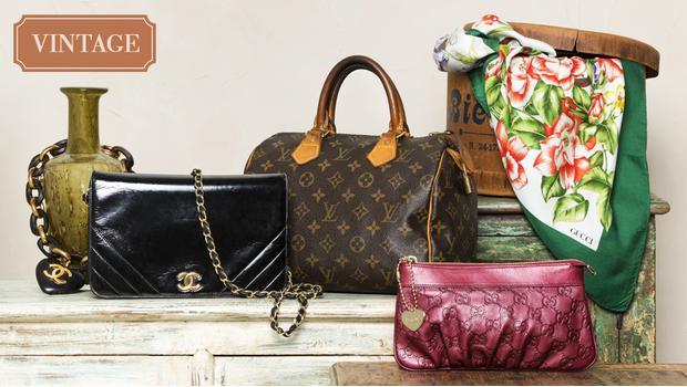 Louis Vuitton, Chanel & meer