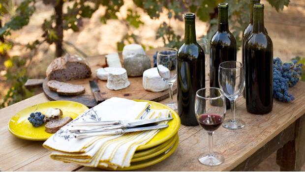 Winiarnia w Kalifornii