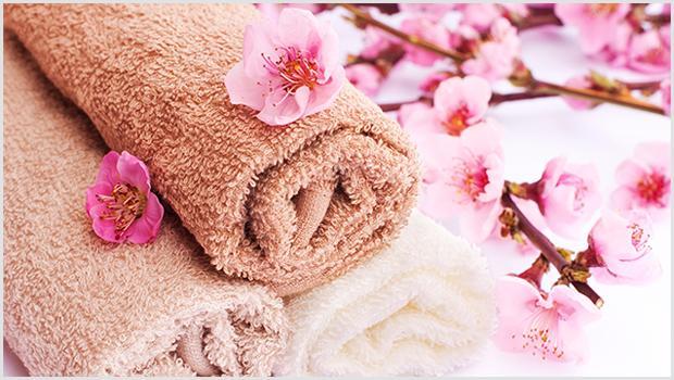 Ręcznikowy raj