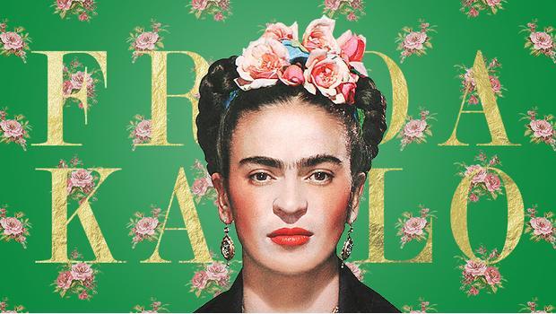 Inspiracja: Frida Kahlo