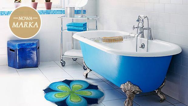 Dywaniki łazienkowe Grund