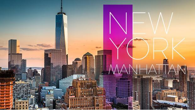 Elegancki Manhattan