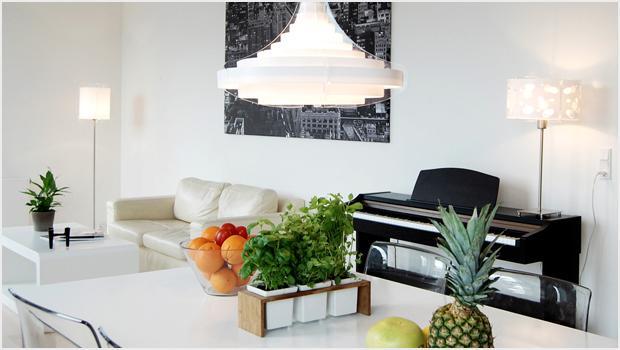 Apartament w Sztokholmie