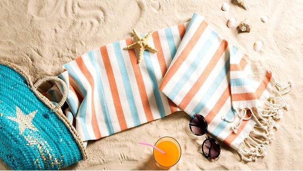 Idealne na plażę