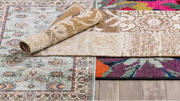 Ozdabiamy Podłogę Miękkie Dywany W Ciepłych Barwach Westwing