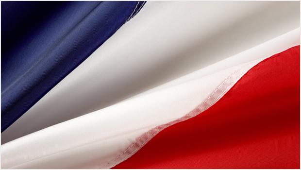 Trzy kolory Francji