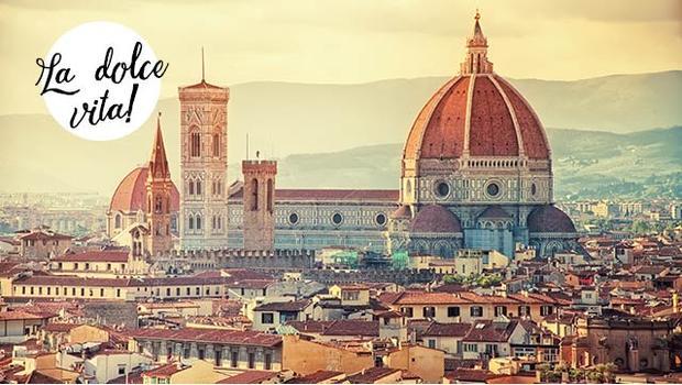Elegancja we Florencji