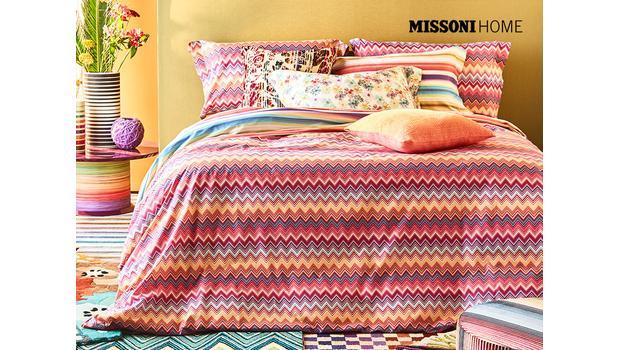 Missoni: tekstylia