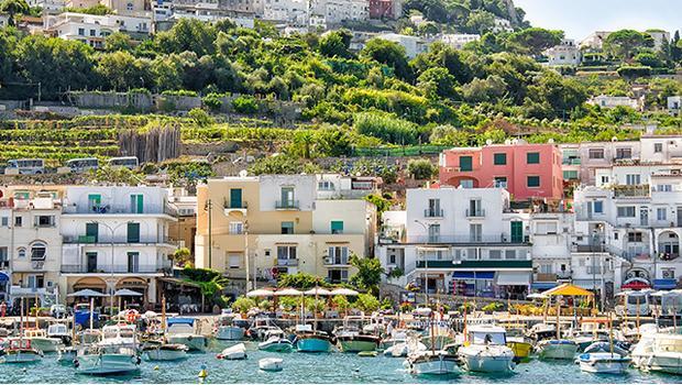 Willa na Capri