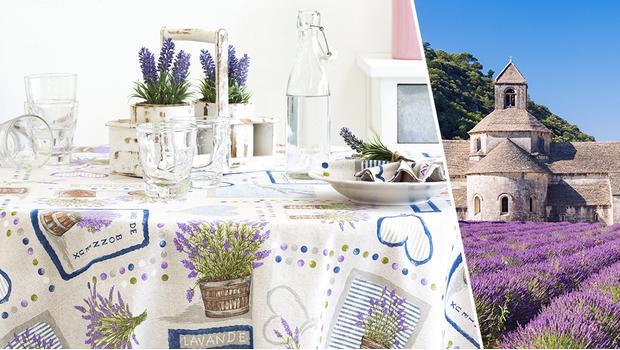 Francuskie tekstylia