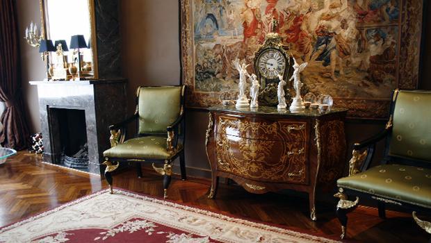 Twój barokowy salon