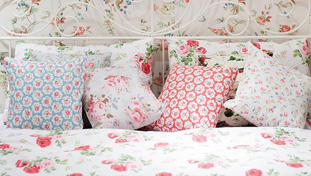 Sypialnia na Zielonym Wzgórzu