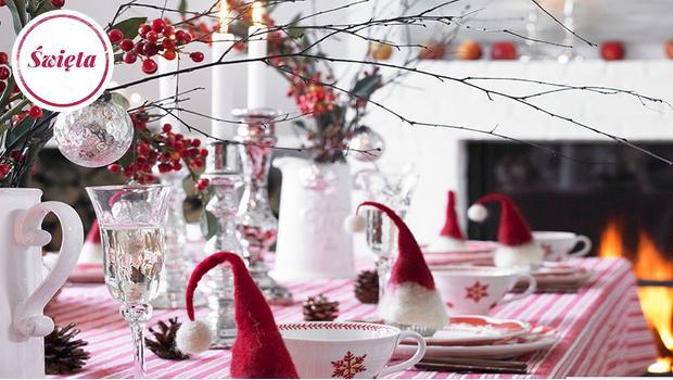 Świąteczna jadalnia