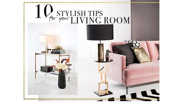 10 stylowych sposobów na salon