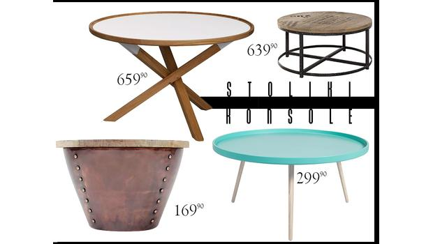 Stoliki i konsole