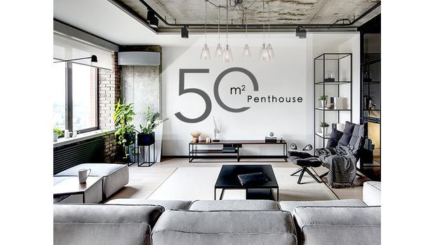 Zmień mieszkanie w penthouse