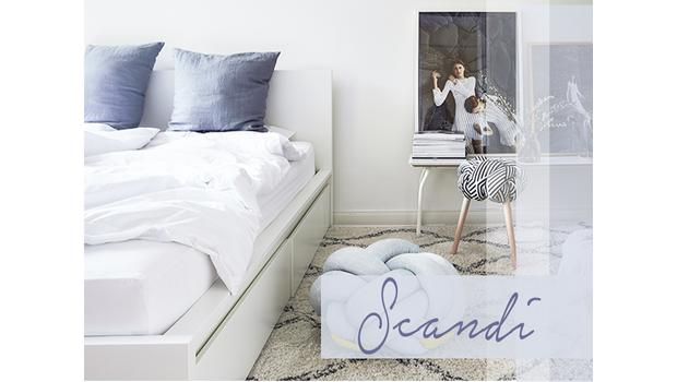 5 aranżacji sypialni
