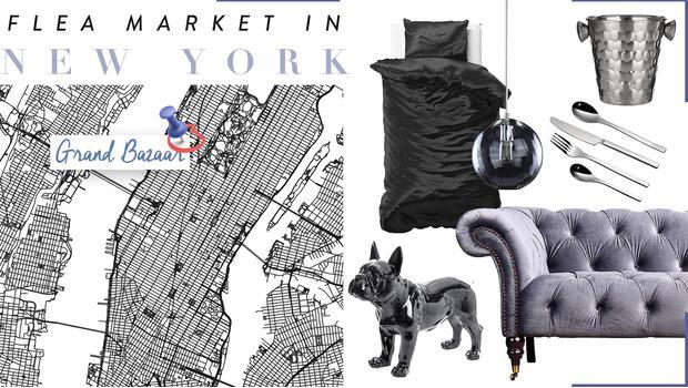 Nowy Jork: Grand Bazaar