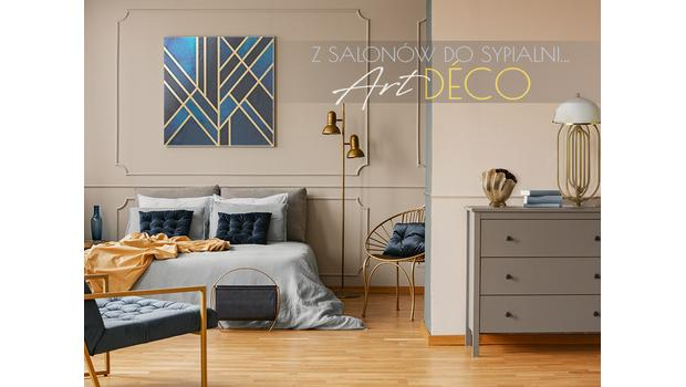 Art Déco Bedroom