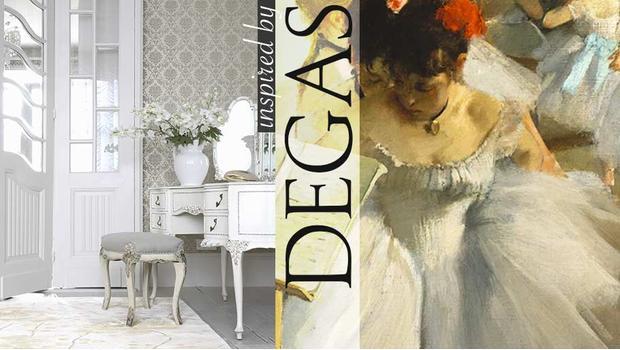 Subtelny Degas