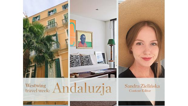 Westwing travels: Andaluzja