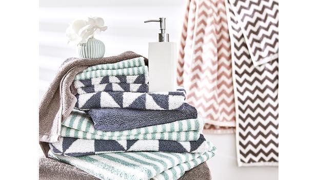 Komplet 2 ręczników od 29,90