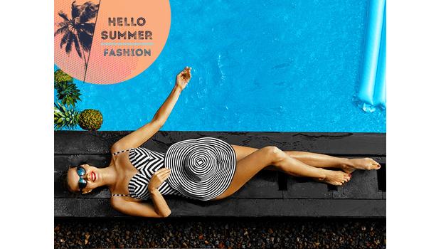 Bądź modna na wakacjach!