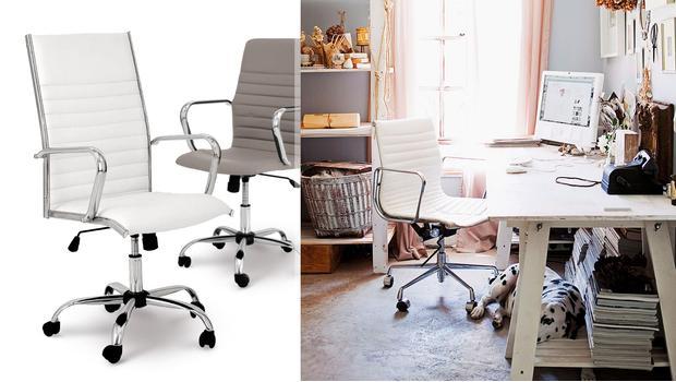 Komfortowe krzesła biurowe