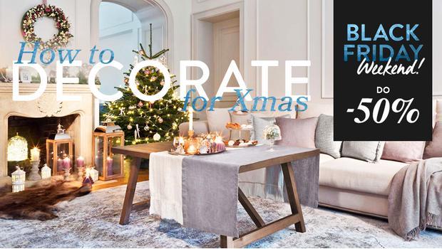 Święta w 3 aranżacjach