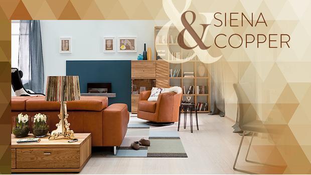 Siena & copper