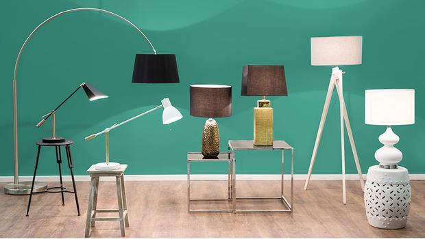 Kolekcja lamp