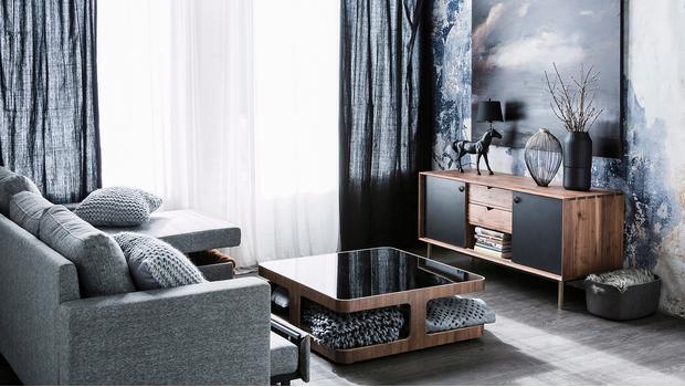 Modern z nutą elegancji