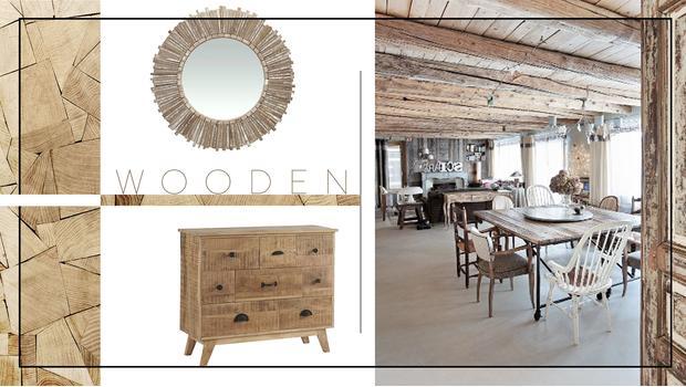 Kolekcja: Wooden