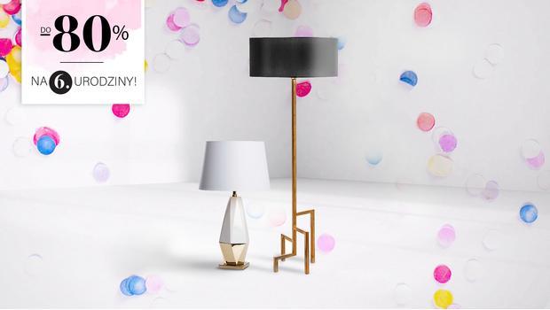 Lampy stołowe i podłogowe