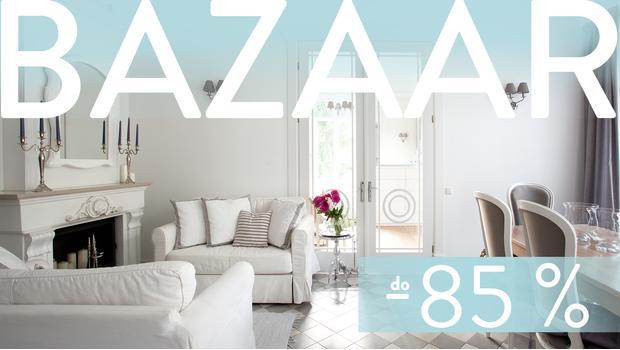 Bazaar: cream