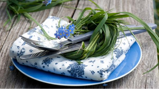 Wiosna na stole
