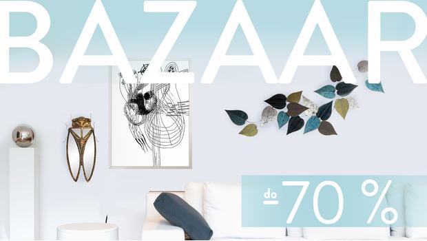 Bazaar: dekoracje ścienne