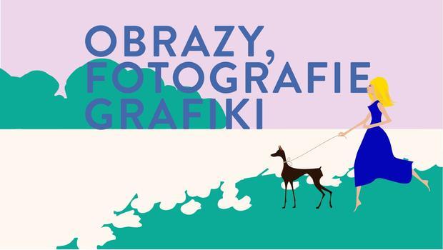 Obrazy, fotografie, grafiki
