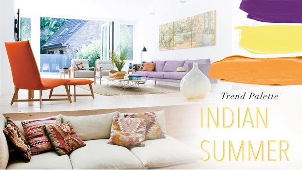 TREND: INDIAN SUMMER