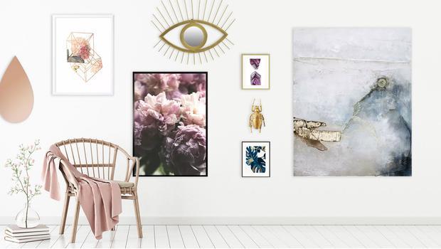 Dekoracje ścienne Modne Grafiki Obrazy Lustra I Dekoracje