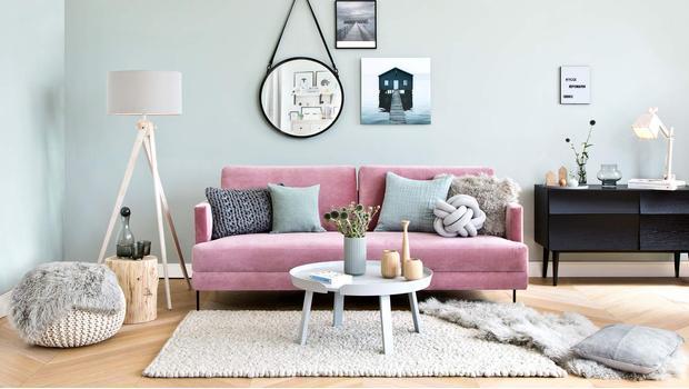 We love pastels!