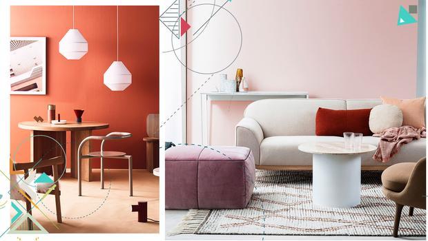 Modern w kolorze