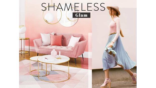 shameless glam