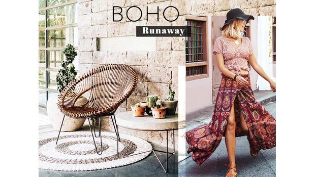 Boho Runaway